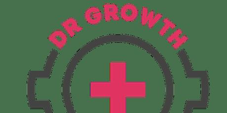 Dr Growth - Consultations gratuites de Growth Hacking ! tickets