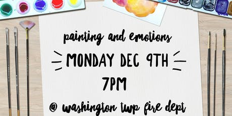 Holiday Watercolor and Emotions tickets