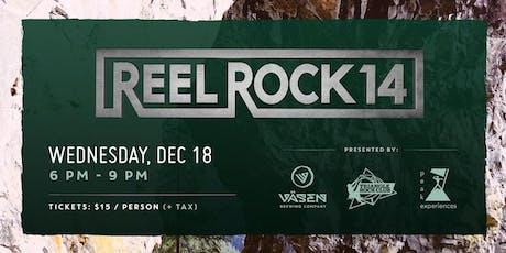 Reel Rock 14 Screening tickets