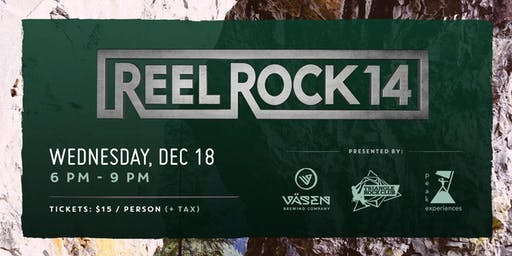 Reel Rock 14 Screening