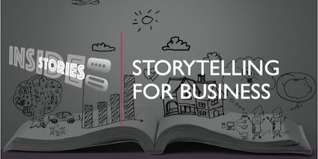 Storytelling for Business - Creating your Business Narrative tickets