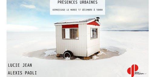 Exposition photo - Présences Urbaines Lucie Jean et Alexis Paoli