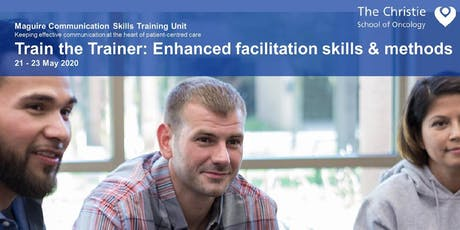 Train the Trainer: Enhanced Facilitation Skills and Method - Maguire 2020 tickets
