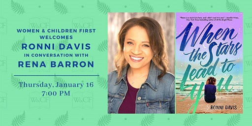 Book Launch Party: WHEN THE STARS LEAD TO YOU by Ronni Davis