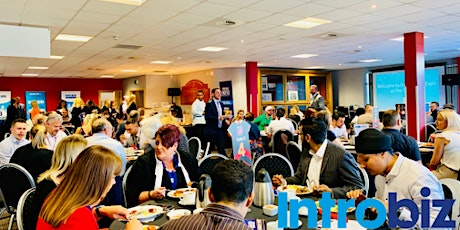 Introbiz Networking Breakfast at the Novotel Hotel  tickets
