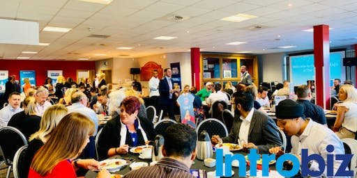Introbiz Networking Breakfast at the Novotel Hotel