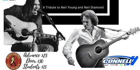Neil Squared: A Tribute to Neil Young & Neil Diamond tickets