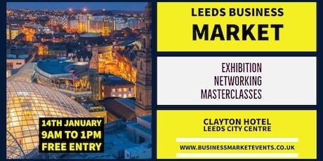 Leeds Business Market tickets