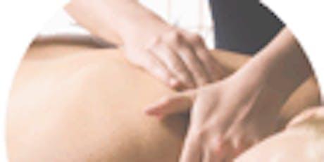 Massage 2, 2. Ausbildungs-Seminar - auch für Fortgeschrittene Tickets