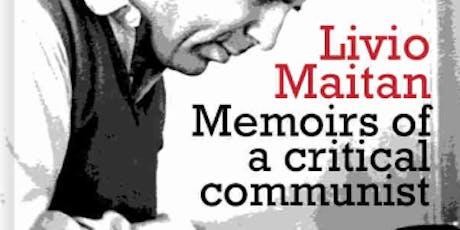 Livio Maitan Memoirs tickets