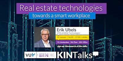 KINTalks: Real estate technologies - towards a sma