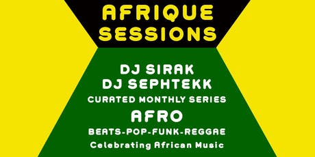 Afrique Sessions RVA tickets