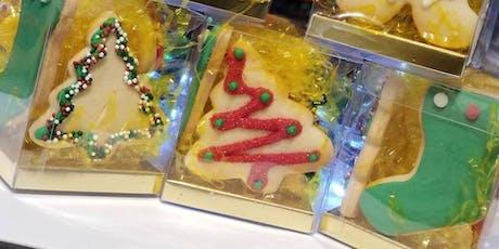 Taller Presencial Galletas decoradas con motivos de Navidad entradas