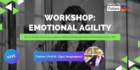 Workshop: Emotional Agility tickets