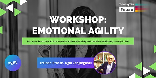 Workshop: Emotional Agility