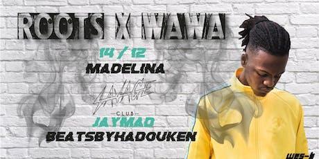 ROOTS x WAWA live on stage x Urban Vibes tickets