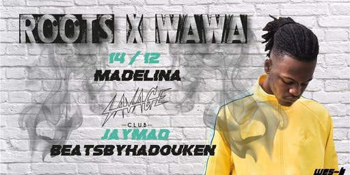 ROOTS x WAWA live on stage x Urban Vibes