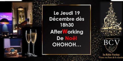AfterWorking BCV Network... Joyeux Noël OHOHOH