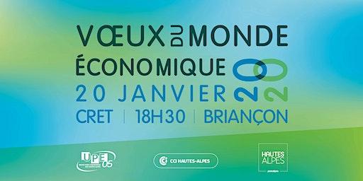 Vœux 2020 du monde économique à Briançon