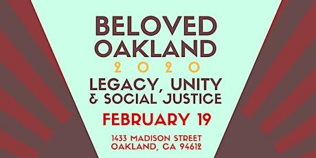 Beloved Oakland 2020 tickets