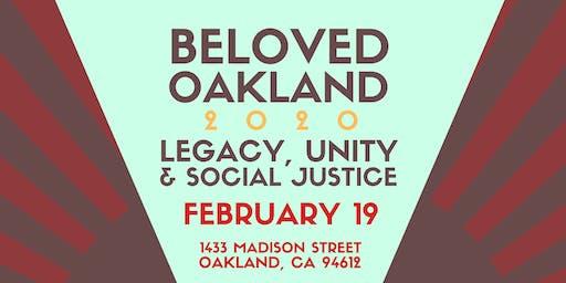 Beloved Oakland 2020