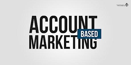Account Based Marketing ingressos