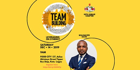Team Building: Leveraging on Synergy tickets