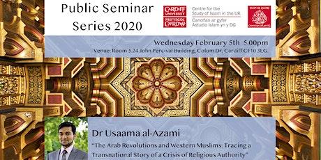 Islam UK Seminar Series 2019: Dr Usaama al-Azami tickets