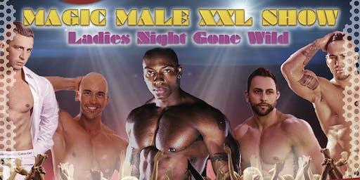 Magic Male XXL Tribute Show.