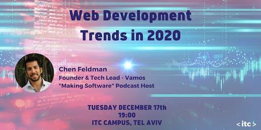 Web Development Trends in 2020