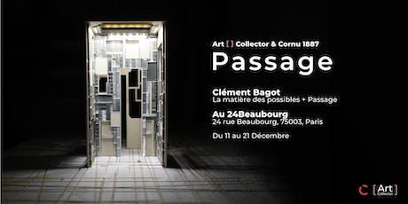 Exposition Passage - Rencontre entre Henri Francois Debailleux / Clément Bagot tickets