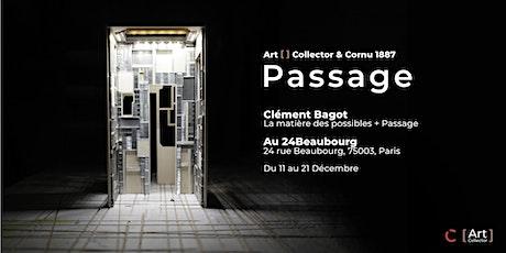 Exposition Passage - Rencontre entre Henri Francois Debailleux / Clément Bagot billets