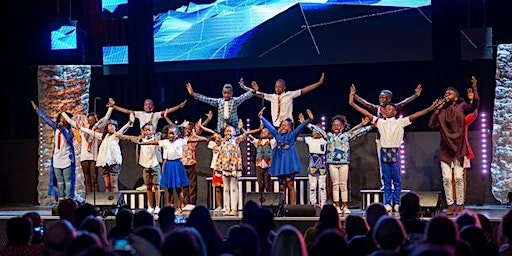 Watoto Children's Choir in 'We Will Go'- Levenshulme, Greater Manchester