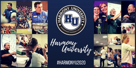 Harmony University 2020 tickets