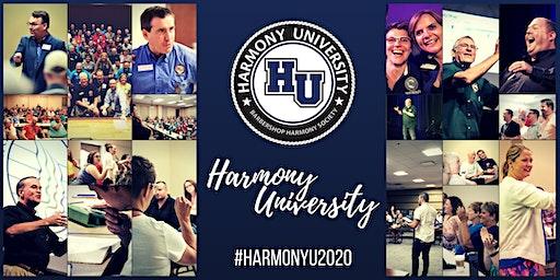 Harmony University 2020
