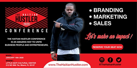 The Haitian Hustler 2020 Conference tickets