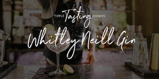 Tipple Tasting Dinner - Whitley Neill Gin