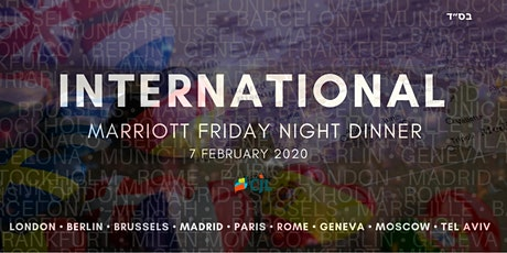 International Marriott Friday Night Dinner tickets