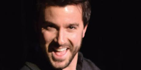 Crickets Comedy Club Thunder Bay presents headliner Garrett Clark tickets