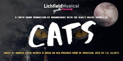 LMYT - CATS Tues 28th April 2020 - 7.30pm
