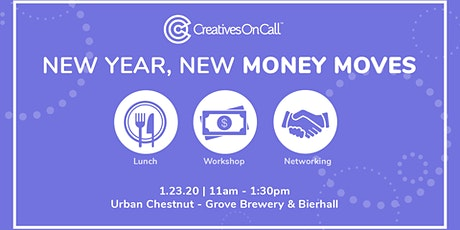 New Year, New Money Moves tickets