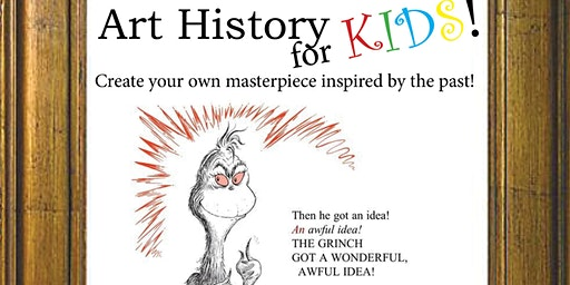 Art History for Kids: The Art of Dr. Seuss