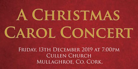 A Christmas Carol Concert by Duhallow Choral Society tickets