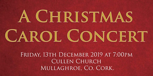 A Christmas Carol Concert by Duhallow Choral Society