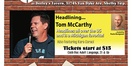 Comedy Show - Dooley's Tavern tickets