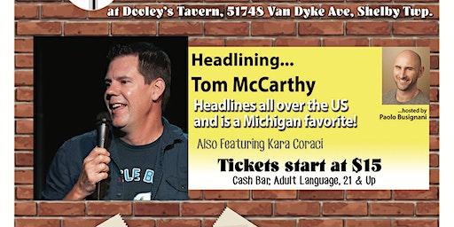 Comedy Show - Dooley's Tavern