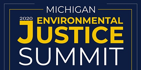 Michigan Environmental Justice Summit 2020 tickets