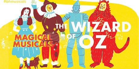 The Wizard of Oz (U) - Yurt Cinema Screening tickets