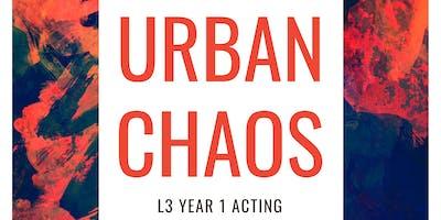 "Northampton College Presents ""Urban Chaos"""