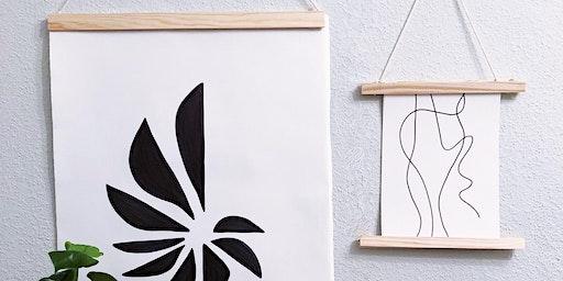 DIY-Workshop: Bilderleisten